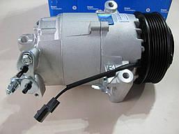 Компрессор кондиционера Renault Trafic | Opel Vivaro | 2.0dCi | DELPHI