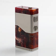Батарейный мод Wismec Luxotic NC 250W Red Resin AJ9WLvv, КОД: 379248