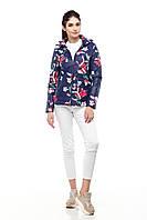 Демисезонная женская куртка ORIGA Амина 44 Синий 02AMI-василек44, КОД: 1470174