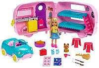 Игровой набор Барби Челси кемпер (FXG90) от Mattel Barbie Chelsea Camper, фото 1