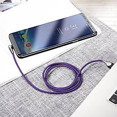Кабель USB Type-C Baseus MVP Mobile game с угловым коннектором CATMVP-D03 1 м Фиолетовый (651185097), фото 2