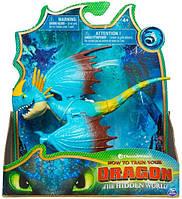 Колекційна фігурка Spin Master Dragons Як приручити дракона Громгильда з механічною функцие, КОД: