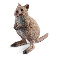 Фигурка Schleich Wild Life Квокка короткохвостый кенгуру 14823, КОД: 2429039