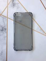 Ультратонкий прозрачный силиконовый чехол Ultra clear для iPhone 6 6s 12565, КОД: 1870370