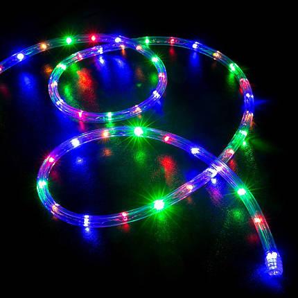 Xmas LED 100 M-2 RGB COLOR, фото 2