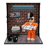Коллекционная фигурка Jazwares Roblox Jailbreak Personal time ROB0260, КОД: 2430221
