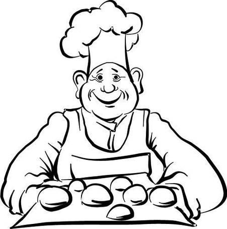 Набор пекаря