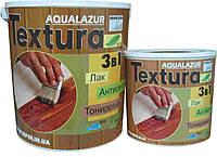 Аквалазурь акриловая орех Textura Ispolin, 0,75