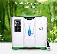 Портативный кислородный концентратор DEDAKJ немецкого бренда 2L-9L генератор кислорода с низким уровнем шума