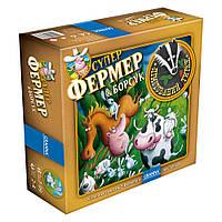 Настольная игра Granna Суперфермер и Барсук 82784, КОД: 2437555