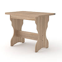 Стол кухонный Компанит КС 3 Дуб Сонома, КОД: 161953