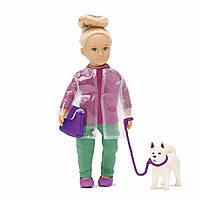 Кукла Lori Шауна с собачкой Сонни 15 см LO31025Z, КОД: 2426449