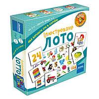 Настольная игра Granna Иллюстрированное лото 82517, КОД: 2438716