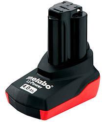 Аккумуляторная батарея Metabo Li-Power 10.8 В, 4 А ч, КОД: 2403588