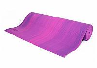 Коврик для йоги Bodhi Ganges 183 x 60 x 0.6 см Розовый 000000223, КОД: 201037