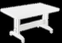 Стол PAPATYA Престиж 80x140 Белый, КОД: 1898807