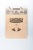 Скетчбук Drevych Face А5 40 листов 0156127, КОД: 2447737