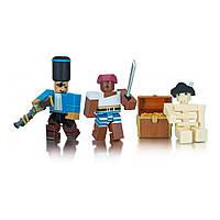 Коллекционная фигурка Jazwares Roblox Cannoneers Battle for Jolly island ROB0266, КОД: 2430223