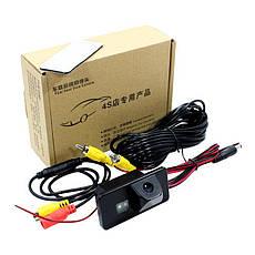 Автомобильная камера заднего вида Lesko для автомобилей BMW 5, 3, 1 (5170-13604a), фото 2