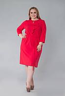 Платье Tasa 1185 52 Красное, КОД: 722736