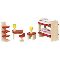 Набор для кукол Goki Мебель для детской комнаты 51719G, КОД: 2426941