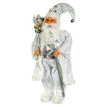 Фигура Lefard Санта Клаус в пальто 45х18 см 043NC