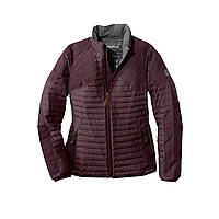 Куртка Eddie Bauer Womens MicroTherm StormDown Field Jacket CASSIS S Фиолетовый 0126CZ, КОД: 1164677