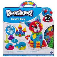 Конструктор липучка Bunchems Bunchn Build 6044156, КОД: 2434151