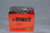 Аккумулятор Battery UTX5L-BS 12V 5 Ah гелевый 2011, КОД: 1555526