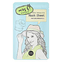 Тканевая маска для лица снимающая усталость Holika Holika After Mask Sheet Taking A Trip 16 мл 88, КОД: