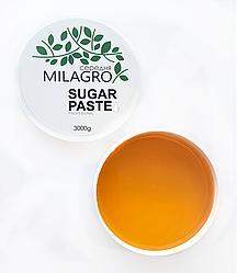 Сахарная паста для шугаринга Milagro Средней жесткости 3000 г 2d-370, КОД: 1297614