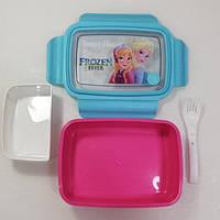 Ланч-бокс детский HMD Frozen Fever для обедов 212-8722749, КОД: 1870857