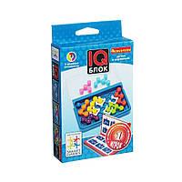 Игра настольная Smart Games IQ Блок SG 466 UKR, КОД: 2438092