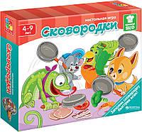 Игра на скорость Сковородки Vladi Toys VT2309-09 tsi43268, КОД: 700228