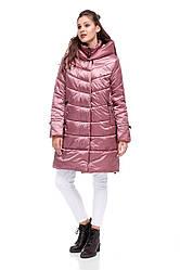 Зимняя женская куртка ORIGA Надин 54 рубиновый, КОД: 2366651