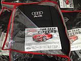 Авточехлы Favorite на Audi A6(C-5) 1997-2004 wagon,sedan ,Audi A6(C-5) модельный комплект, фото 2