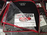 Авточехлы Favorite на Audi A6(C-5) 1997-2004 wagon,sedan ,Audi A6(C-5) модельный комплект, фото 6