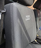 Авточехлы Favorite на Audi A6(C-5) 1997-2004 wagon,sedan ,Audi A6(C-5) модельный комплект, фото 7