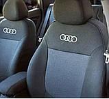 Авточехлы Favorite на Audi A6(C-5) 1997-2004 wagon,sedan ,Audi A6(C-5) модельный комплект, фото 8