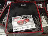 Авточехлы Favorite на Audi A6(C-5) 1997-2004 wagon,sedan ,Audi A6(C-5) модельный комплект, фото 9