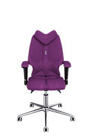 Детское эргономичное кресло KULIK SYSTEM FLY Фиолетовое 1305, КОД: 1335535
