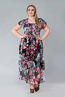 Платье Tasa 1166 58 Черное, КОД: 722576