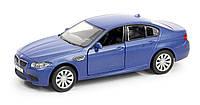 Автомодель Uni-Fortune BMW M5 синяя матовая серия 554004МА, КОД: 2431655