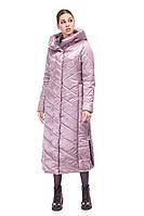 Зимняя женская куртка ORIGA Моника 54 светло-розовый, КОД: 2366587