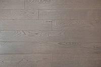 Паркетна дошка Brandwood D80 Дуб 14х140х1000-1400 мм D80BRUSH, КОД: 1559139