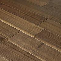 Паркетна дошка Brandwood Американский Орех 14х140х800-1400 мм Натуральний AWNLP, КОД: 1559220