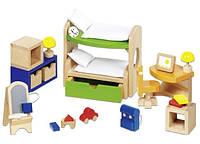 Набор для кукол Goki Мебель для детской комнаты 51746G, КОД: 2427099