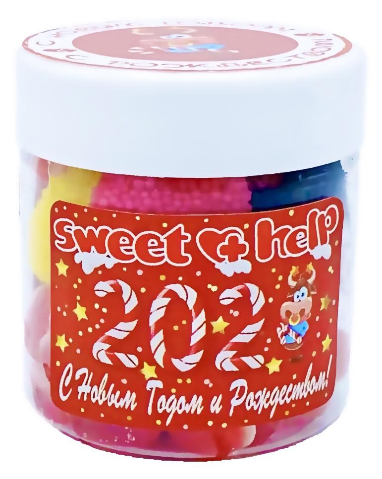 """Sweet help (вкусная помощь) """"С Новым Годом и Рождеством"""" 150мл"""