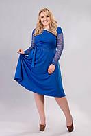 Платье Tasa 1182 50 Синий, КОД: 722699