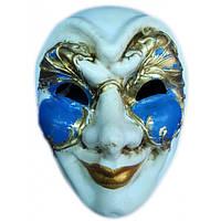 Маска карнавальная венецианская Arjuna папье-маше 44969, КОД: 1366758